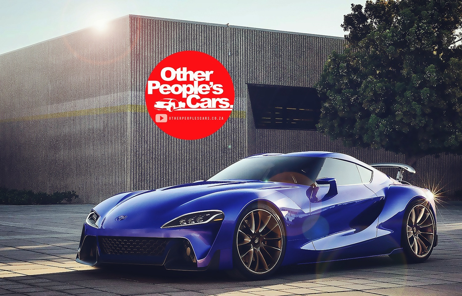 Is This The New Toyota Supra Other People S Cars