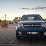 Suzuki Ignis front