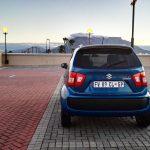 Suzuki Ignis rear view