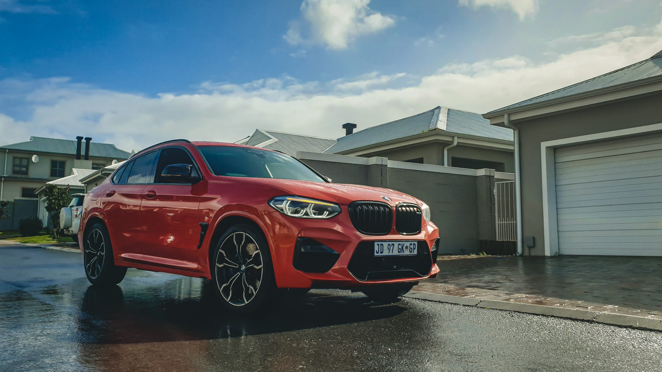 BMW X4 Competition