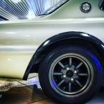 Nissan Hakosuka Skyline GT-R rear wheel